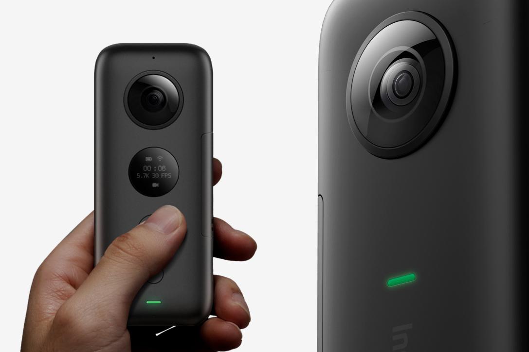 Insta360 One X Action Camera Hiconsumption