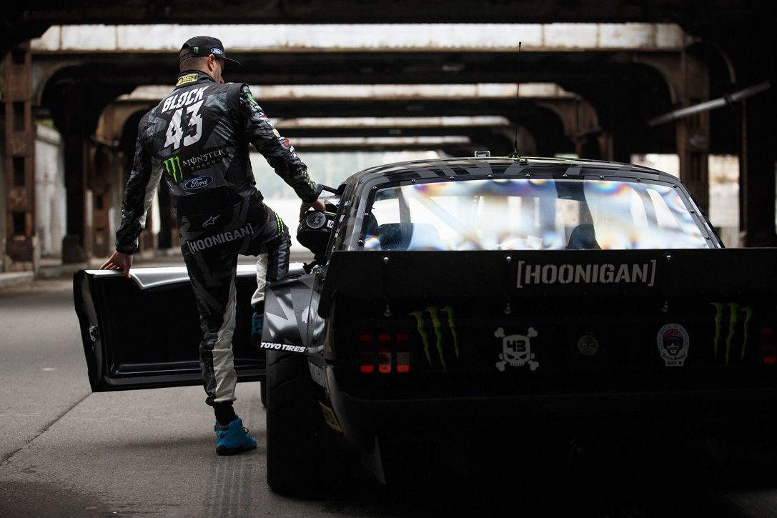 Ken Block's The Gymkhana Files | HiConsumption