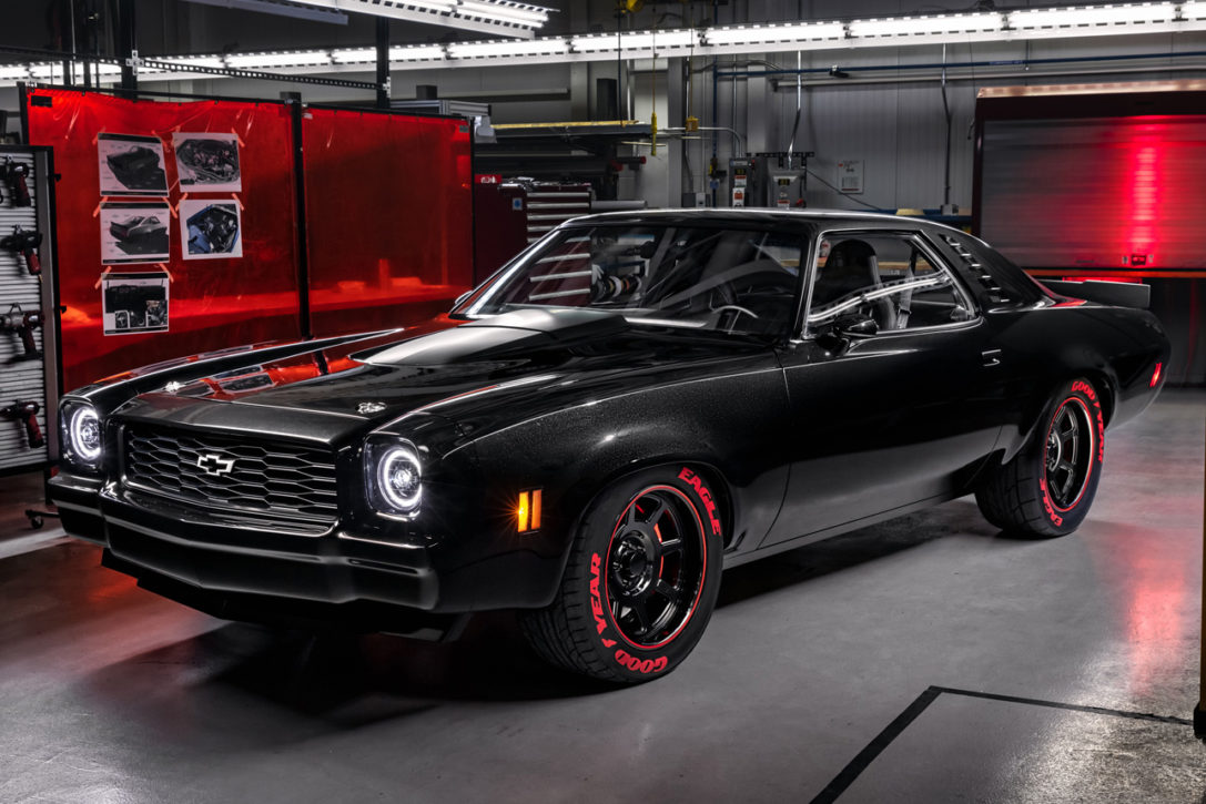 1973 Chevrolet Chevelle 'LT5-Powered' Laguna | HiConsumption