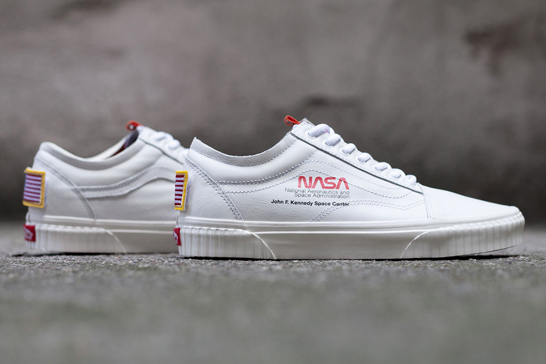 Nasa X Vans Space Voyager Capsule Collection Hiconsumption