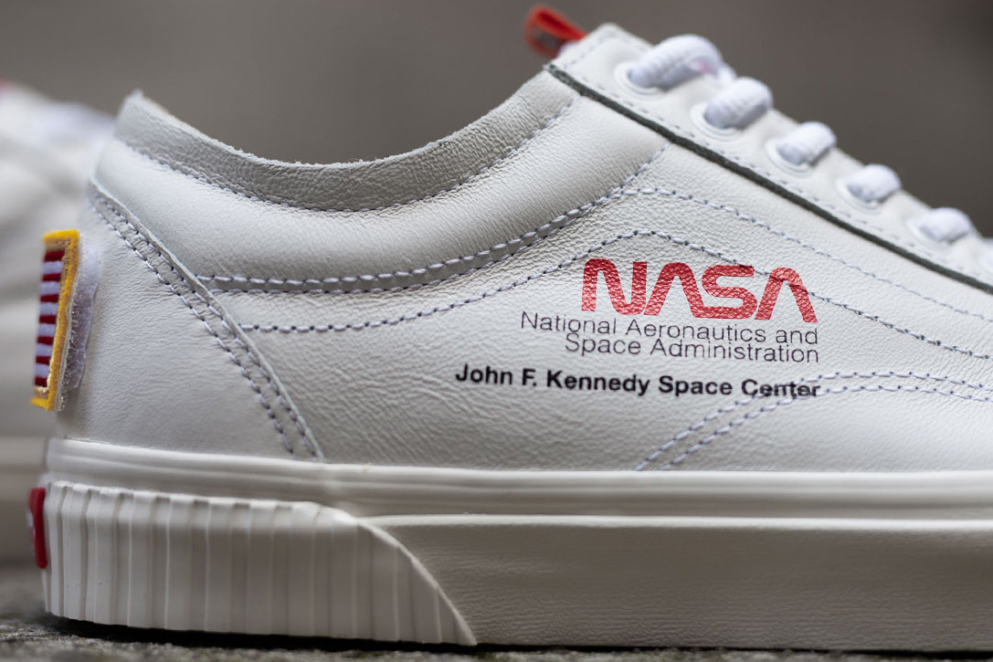 9bb66c8f281 NASA x Vans  Space Voyager  Capsule Collection