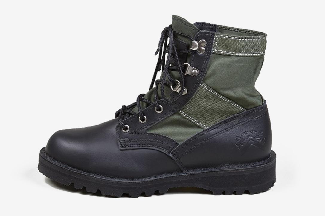 Nigel Cabourn X Danner Jungle Boots Dr Wong Emporium