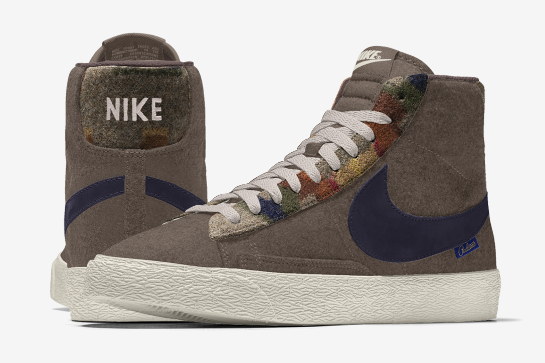 best cheap a82bf 4dc4e Pendleton X Nike iD Shoe Collection | HiConsumption