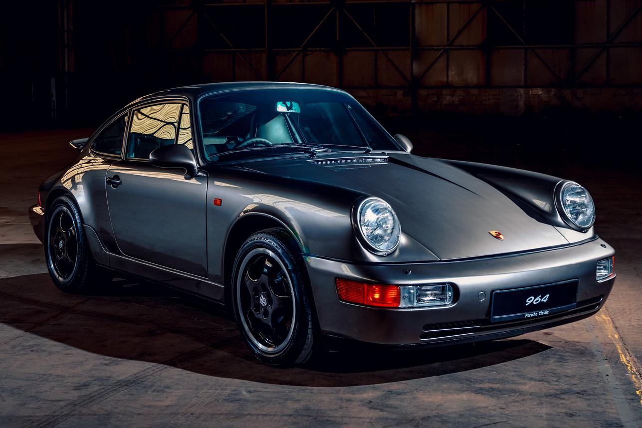 Porsche UK 70th Anniversary Restoration Collection