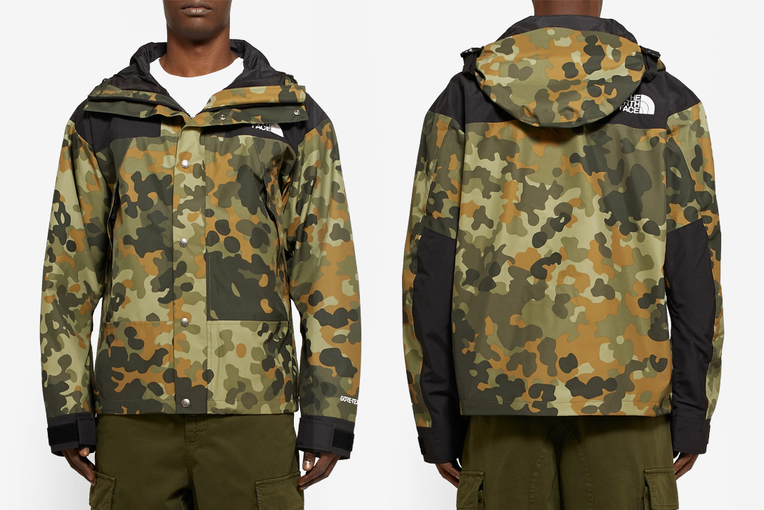b36af4ed8 discount the north face camo hoodie d77eb a8347