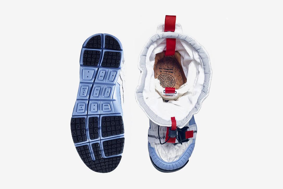 faa1353e970 Tom Sachs Nike Mars Yard Overshoe