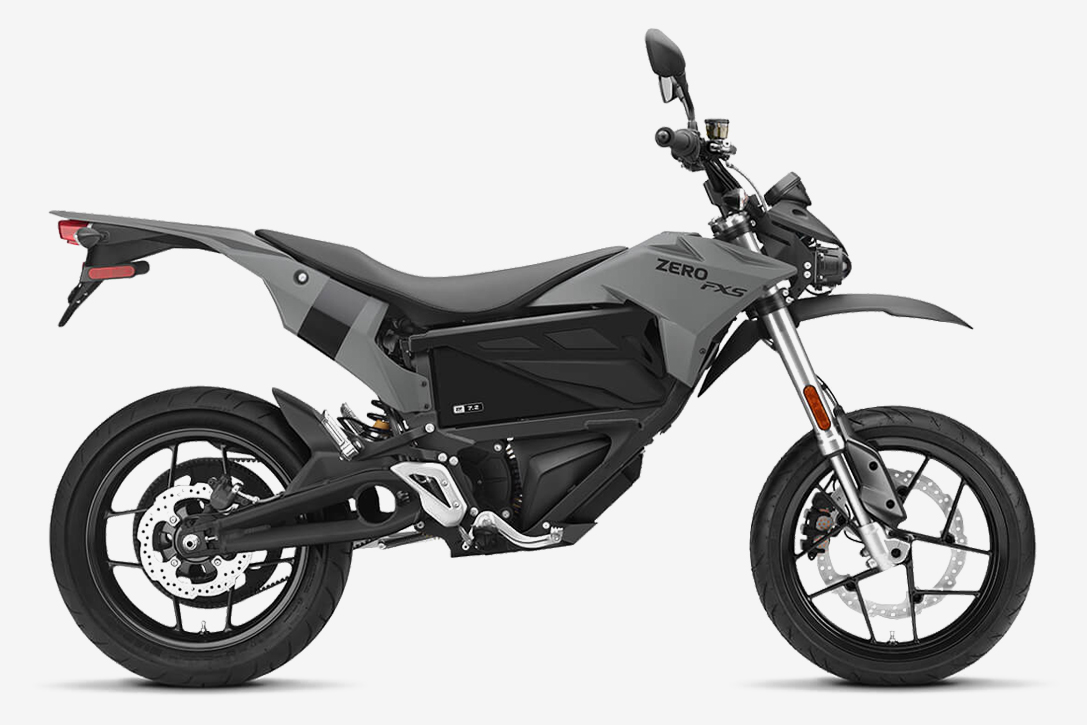 2019 Zero FXS Electric Motorcycle | HiConsumption