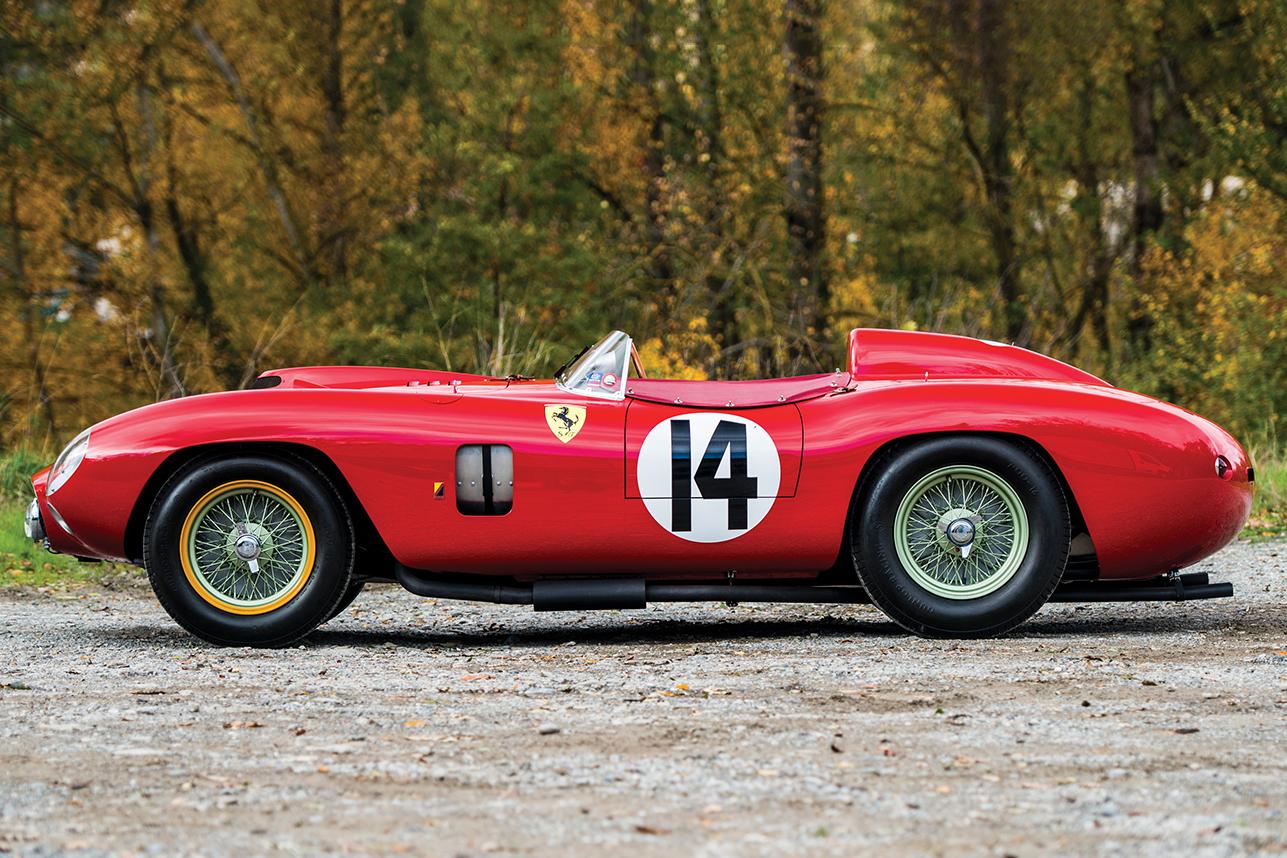 Самые дорогие проданные машины в мире. Одной из них владеет Лионель Месси.
