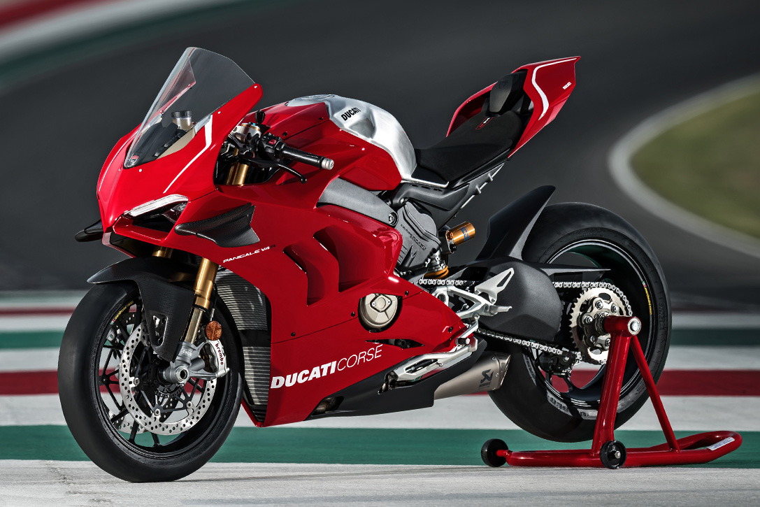2019 ducati panigale v4 r hiconsumption. Black Bedroom Furniture Sets. Home Design Ideas