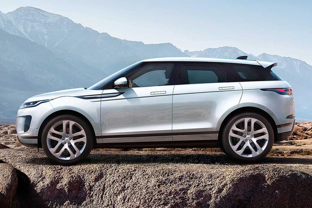 2020 Range Rover Evoque Hiconsumption