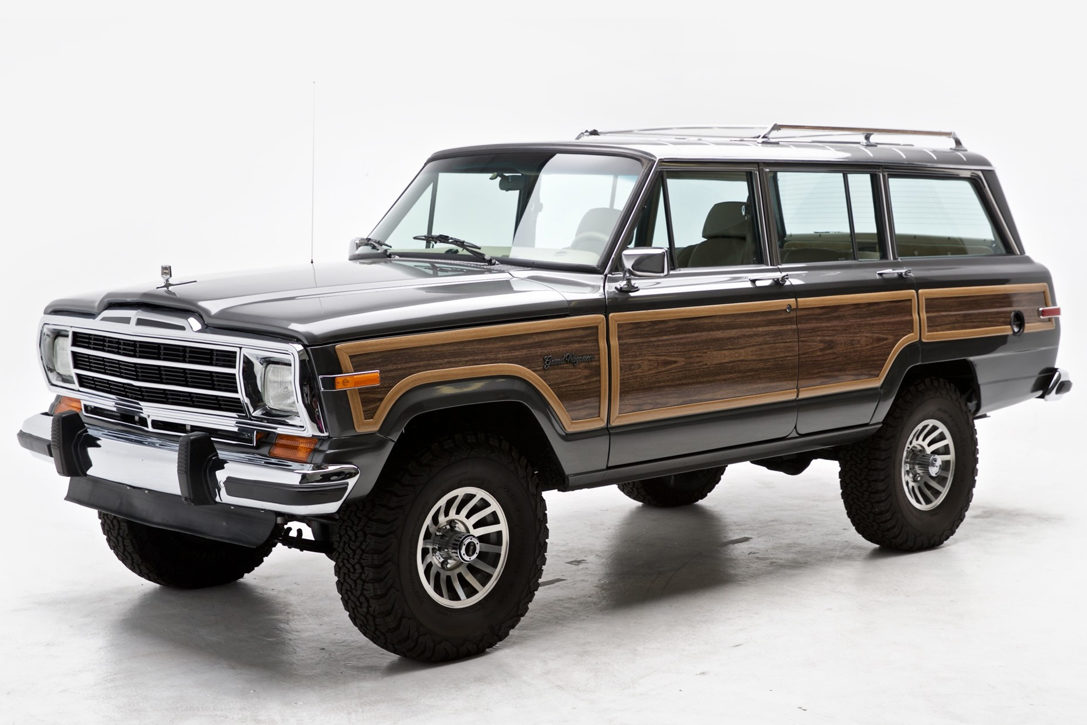 Grand Wagoneer 2018 >> Auction Block 1989 Jeep Grand Wagoneer Hiconsumption