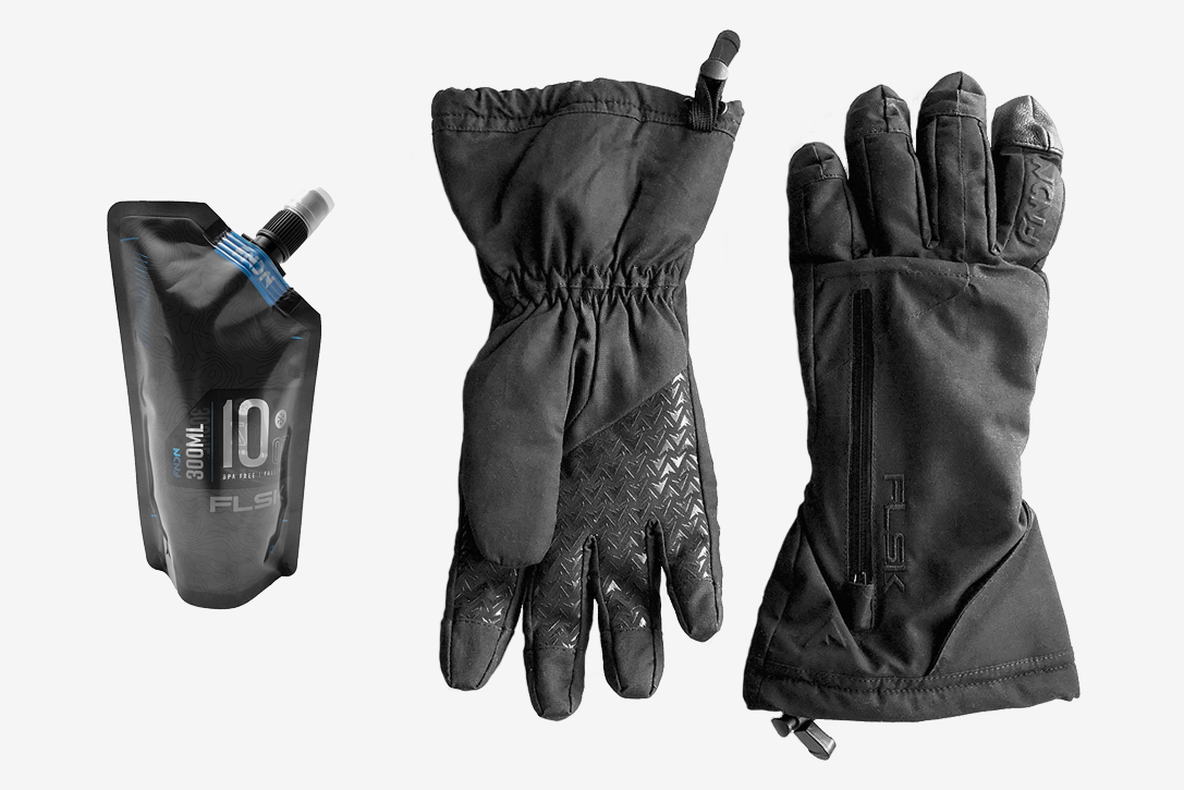 fndn flask gloves hiconsumption