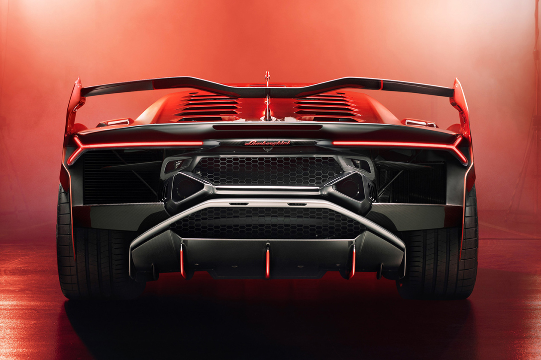 Pirelli P Zero Nero >> Lamborghini SC18 Alston | HiConsumption