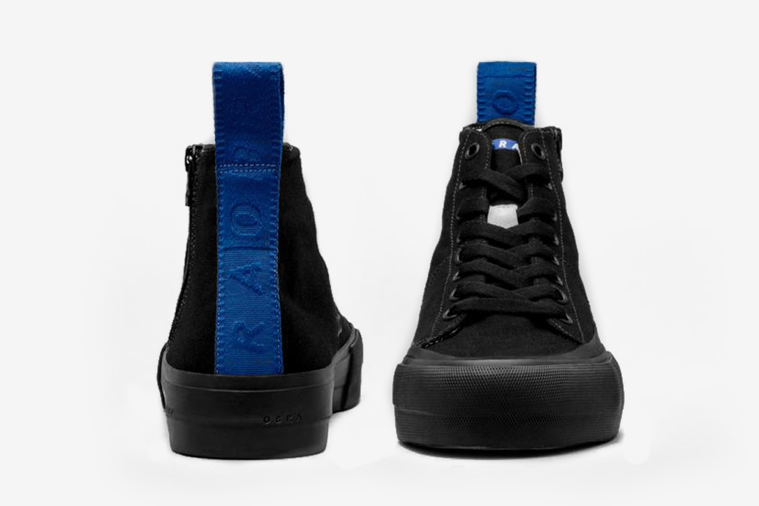 OBRA High Top Sneakers | HiConsumption