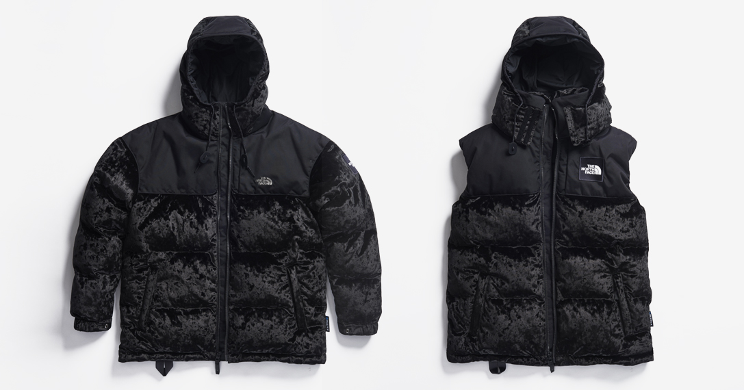 9ffd21644 The North Face Black Series Velvet Nuptse Jacket | HiConsumption