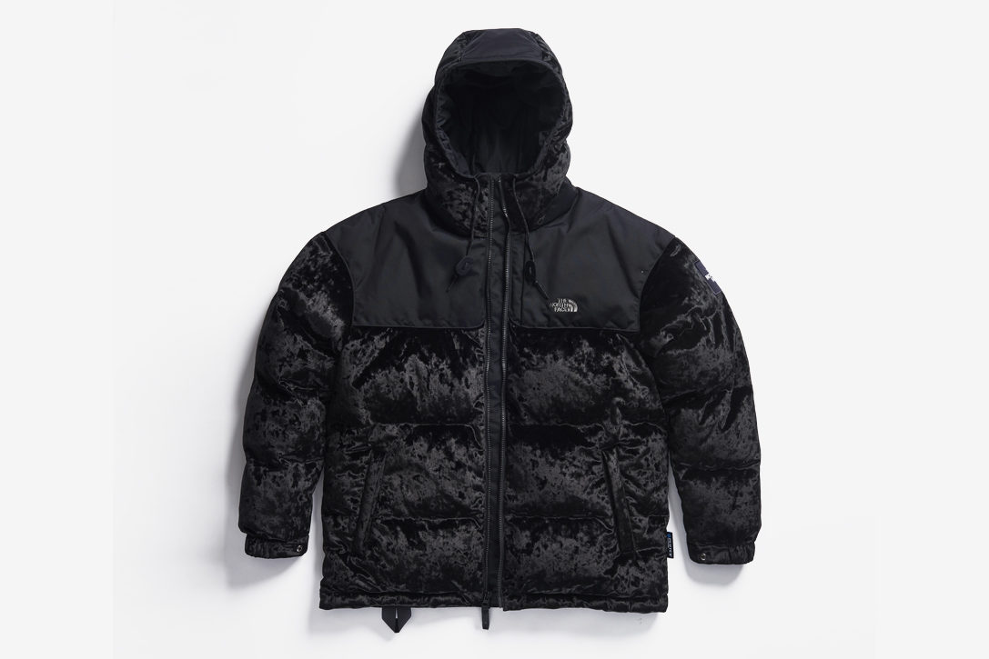 3fc1ef990 The North Face Black Series Velvet Nuptse Jacket | HiConsumption