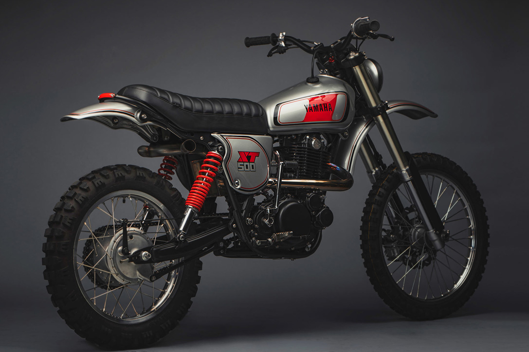 2018 yamaha xt500 specs | AN X TO A TEE  MotoRelic's Jaw