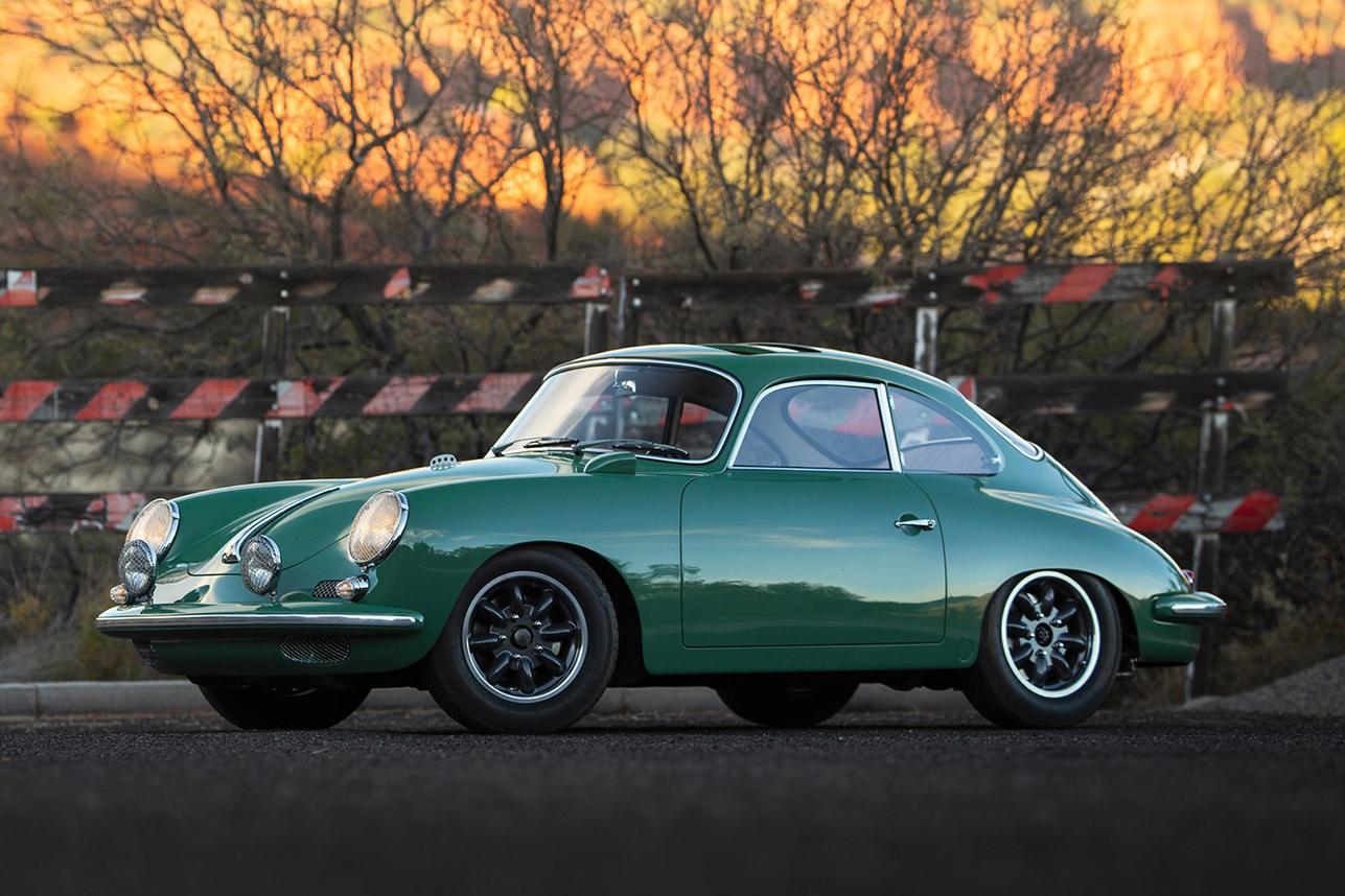 Porsche 356 - cover