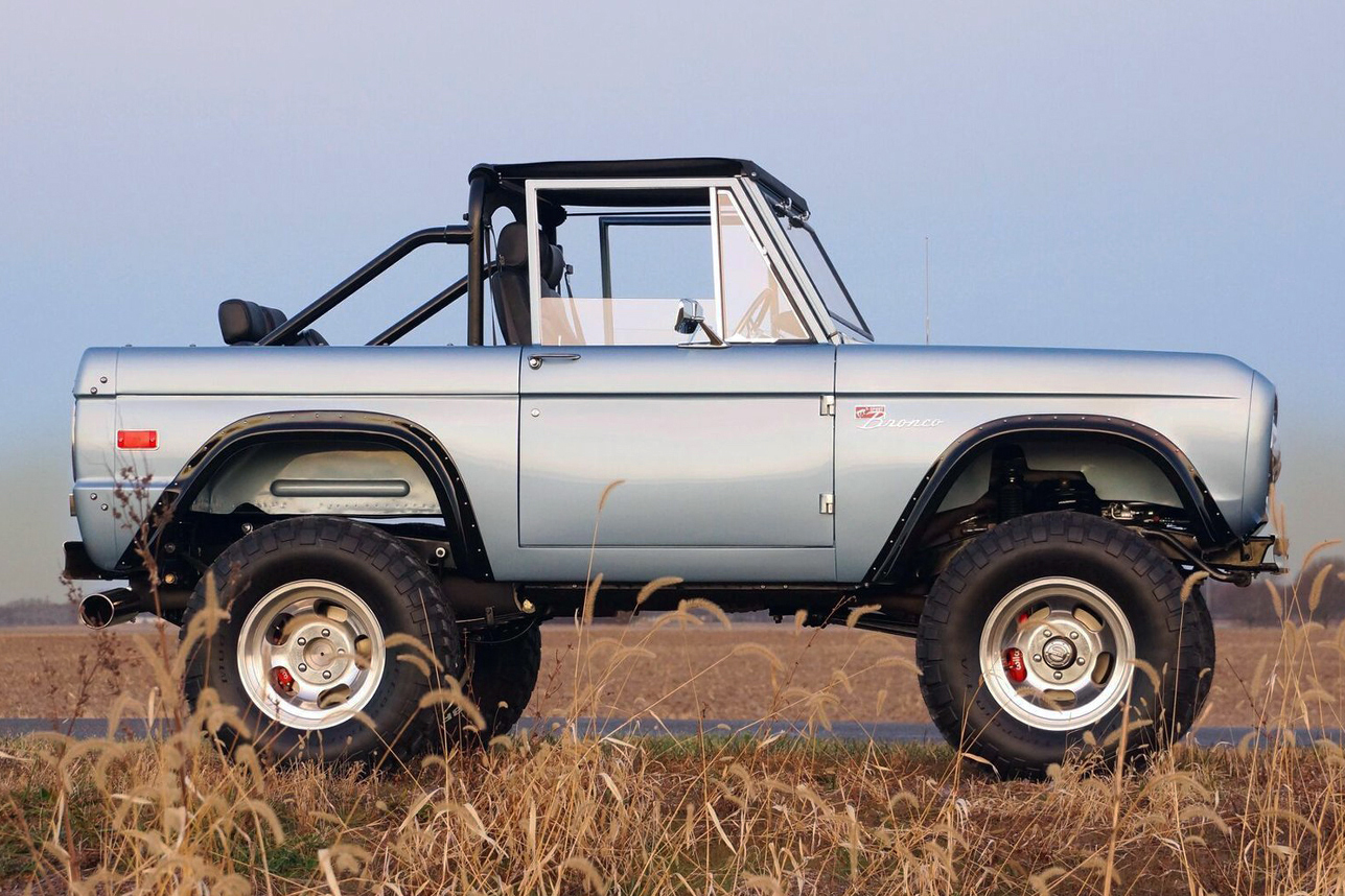 1974 Ford Bronco Warrior Edition By Gateway Bronco