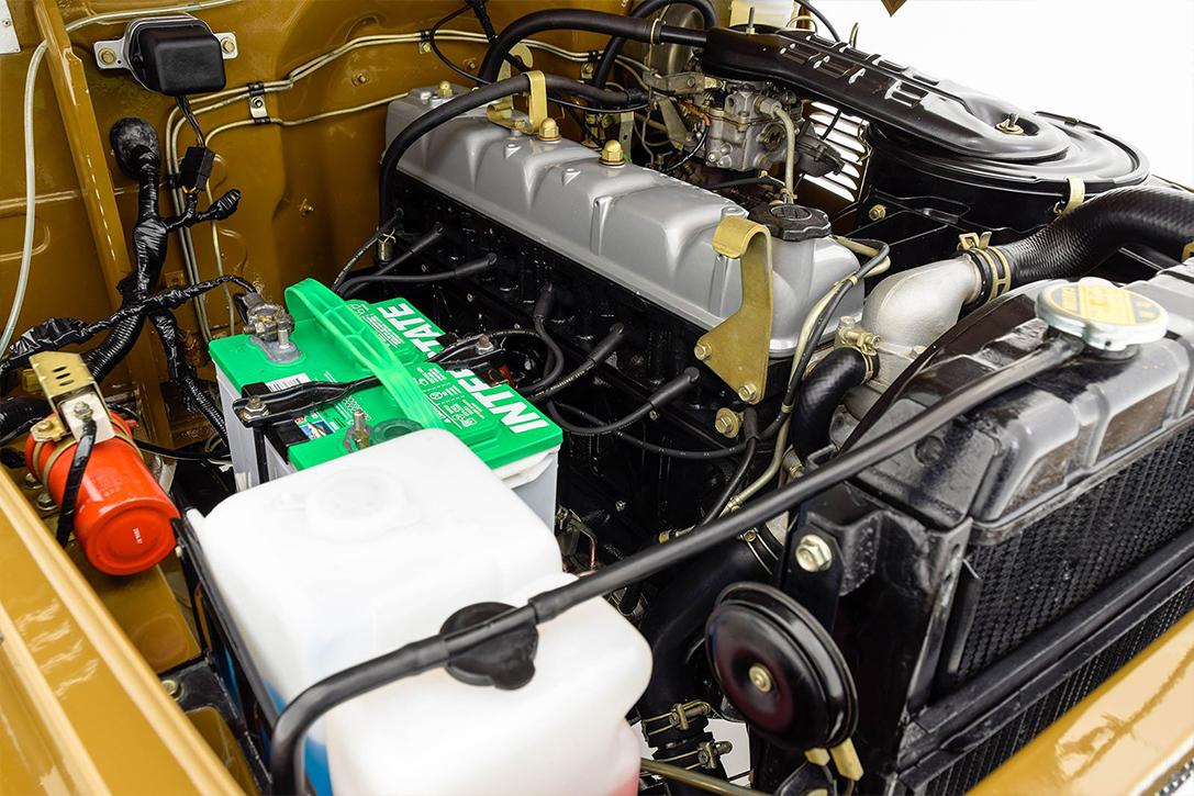 1981 Toyota Land Cruiser FJ40 | HiConsumption