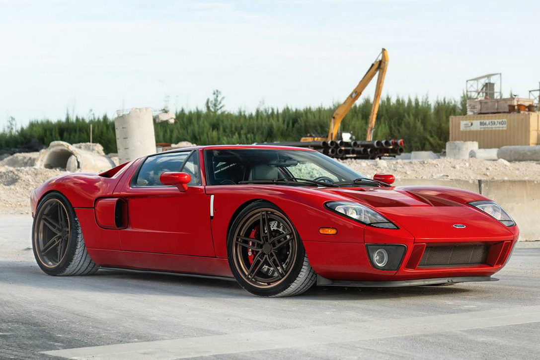 2 000hp Ford Gt By Heffner Performance Hiconsumption