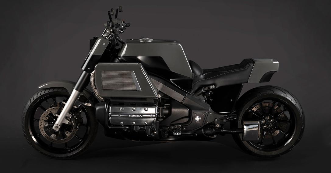 2014 Honda Valkyrie >> 2014 Honda Valkyrie By H Garage | HiConsumption