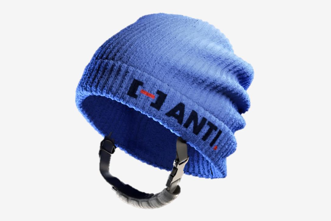 Anti-Ordinary Self-Hardening Beanie Helmet