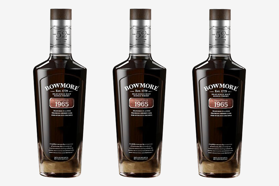 Bowmore 1965 50-Year-Old Scotch Whisky