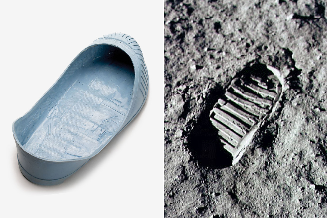 Neil Armstrong Boot
