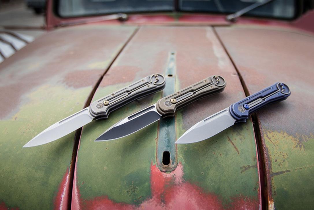 We Knife Co Double Helix Hiconsumption