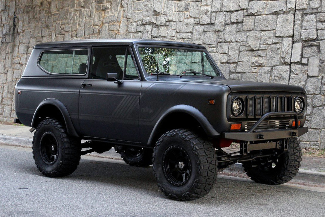 1972 International Harvester Scout II | HiConsumption