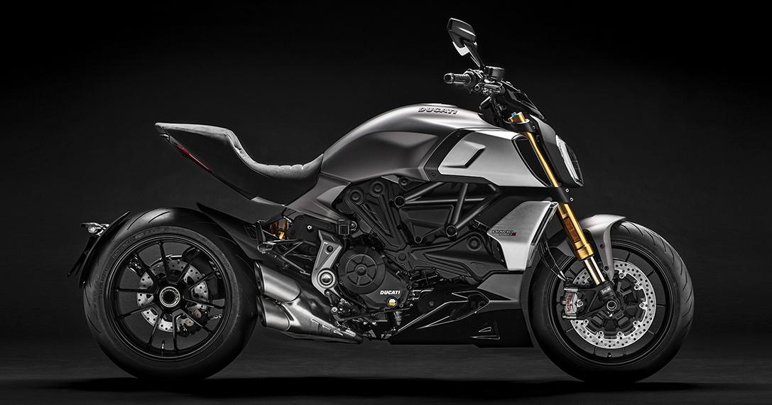 2019 Ducati Diavel 1260   HiConsumption