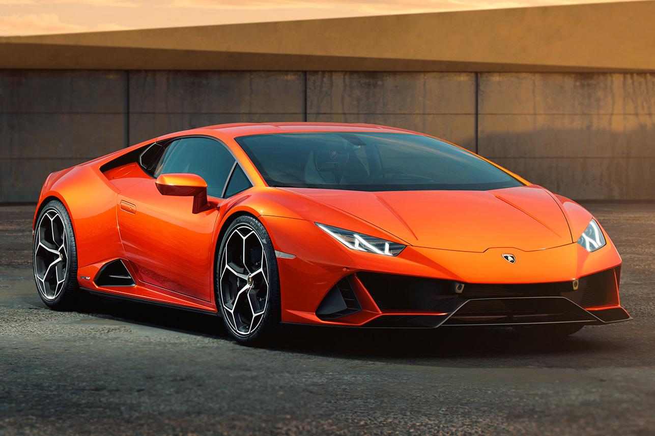 2019 Lamborghini Huracan Evo Hiconsumption
