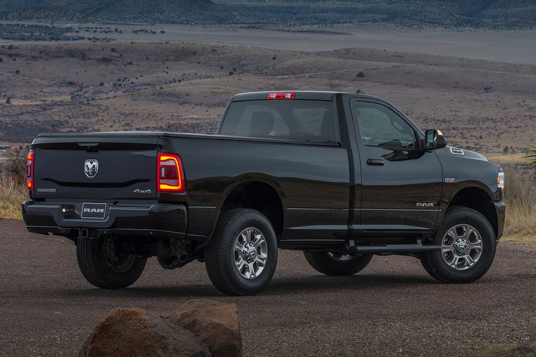 2019 Dodge Ram Heavy Duty Pickup Trucks Hiconsumption