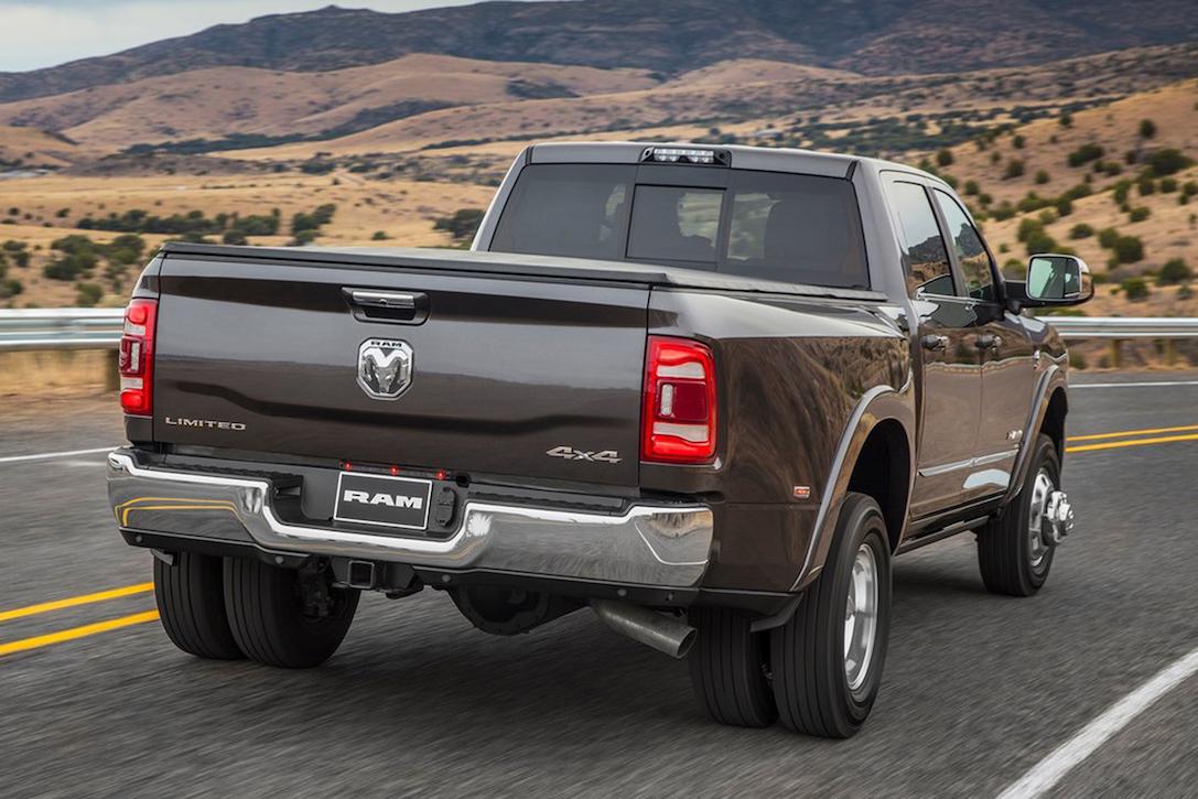 2019 Dodge Ram Heavy Duty Pickup Trucks | HiConsumption