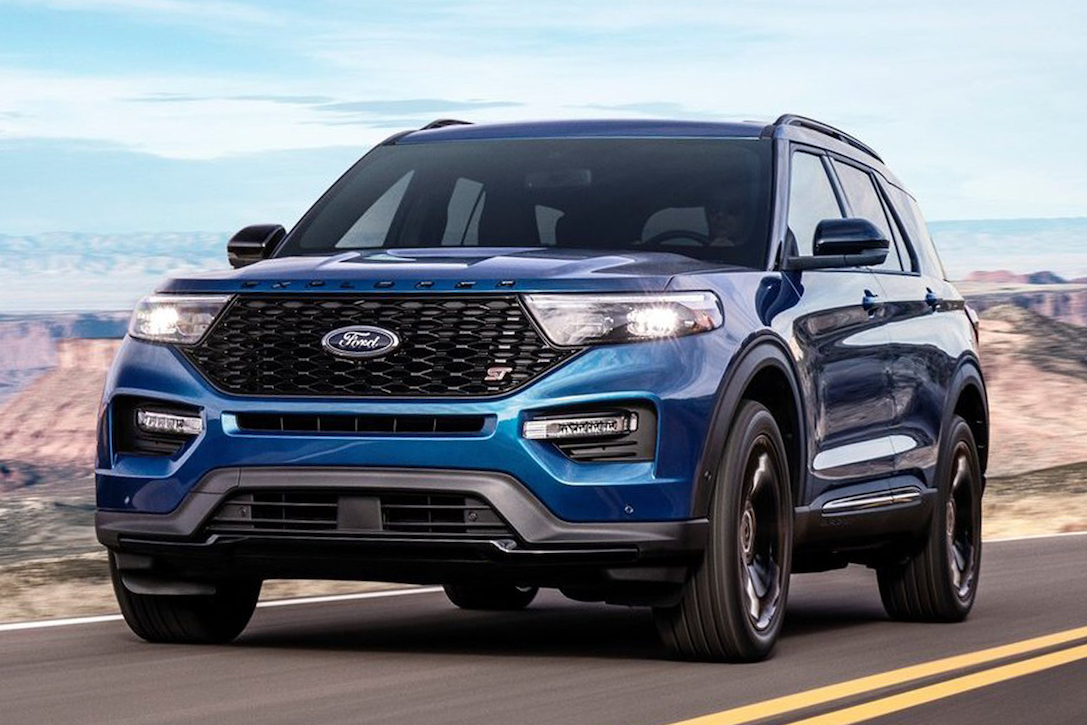ford explorer st hiconsumption