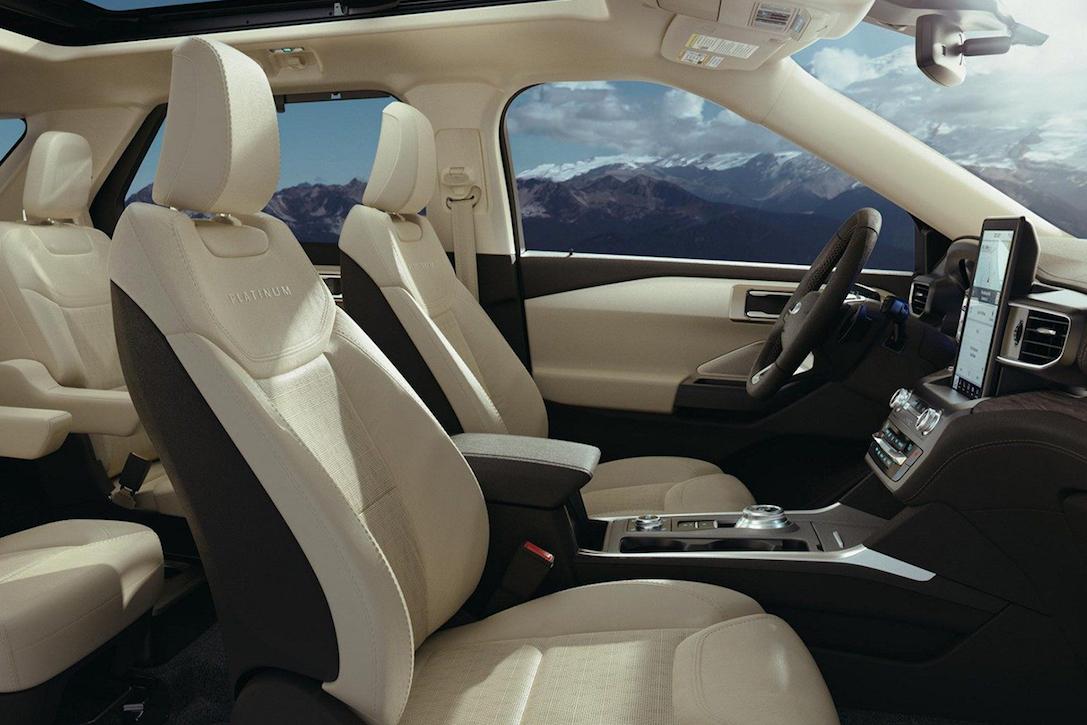 2020 Ford Explorer ST   HiConsumption