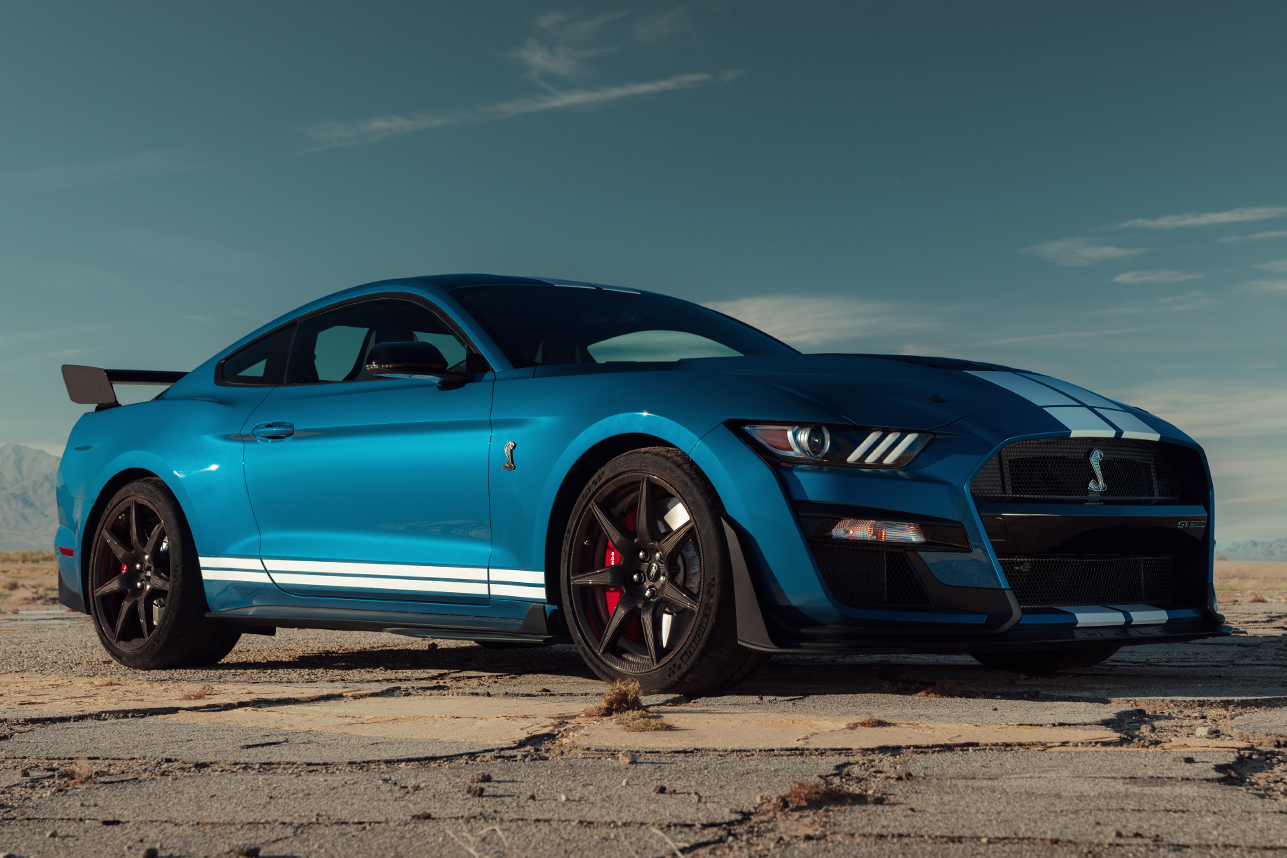 2020 Ford Shelby Mustang GT500 | HiConsumption