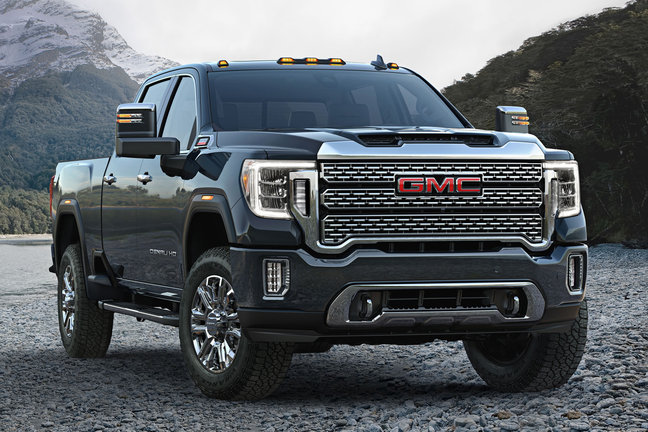 2020 GMC Sierra Heavy Duty Pickup Trucks | HiConsumption