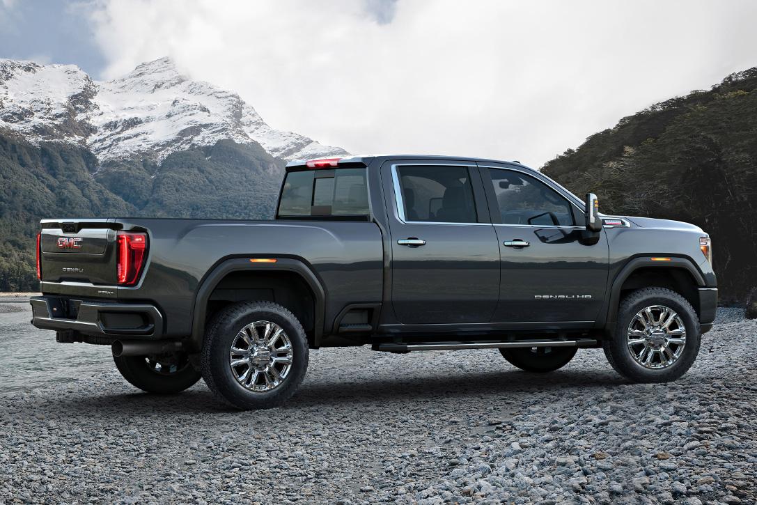 2020 GMC Sierra Heavy Duty Pickup Trucks   HiConsumption