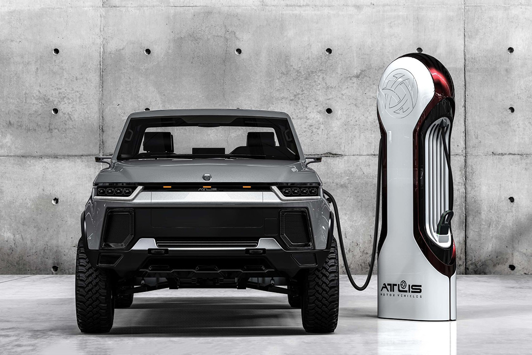 Atlis Xt All Electric Pickup Truck Hiconsumption