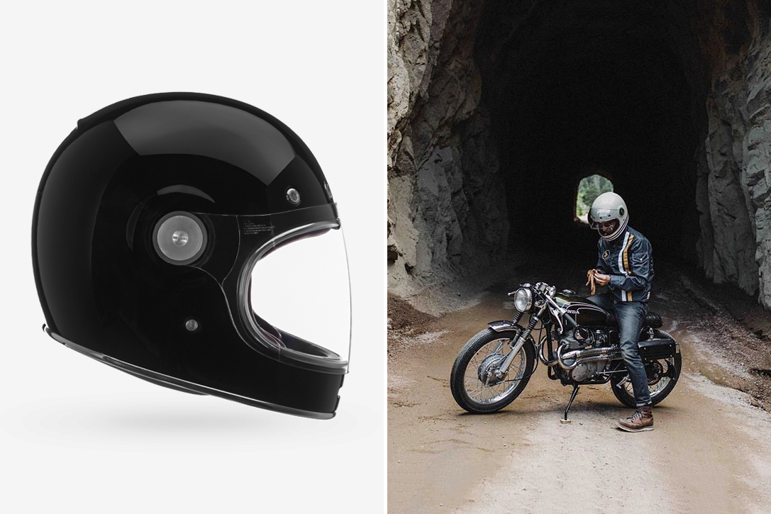 bell bullitt customizable helmets hiconsumption. Black Bedroom Furniture Sets. Home Design Ideas