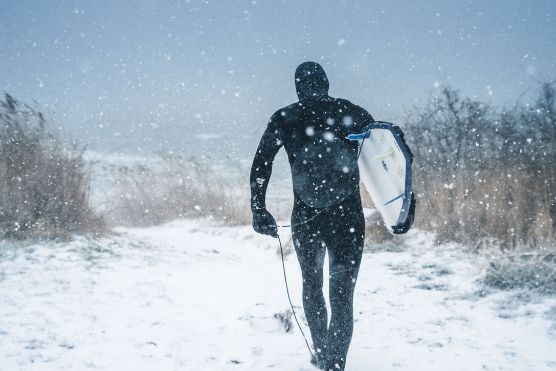 Ice Man: 12 Best Winter Wetsuits For Surfing