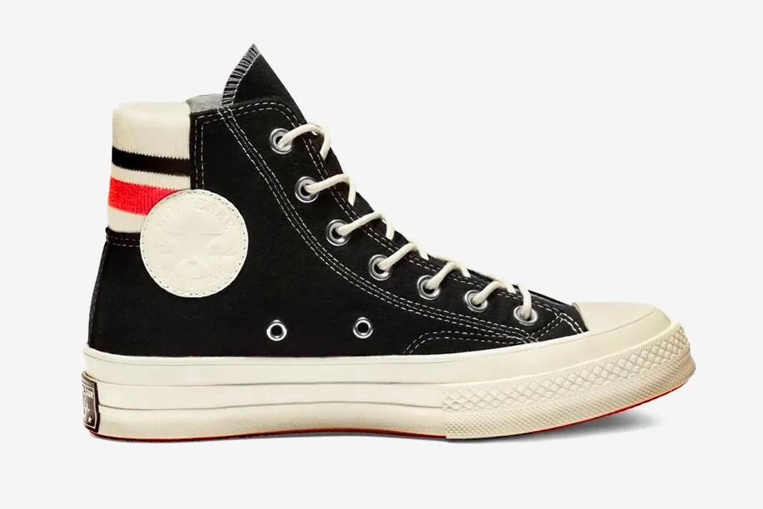 40ac0b86a1c Converse Chuck 70 Retro Stripe High Top Sneakers