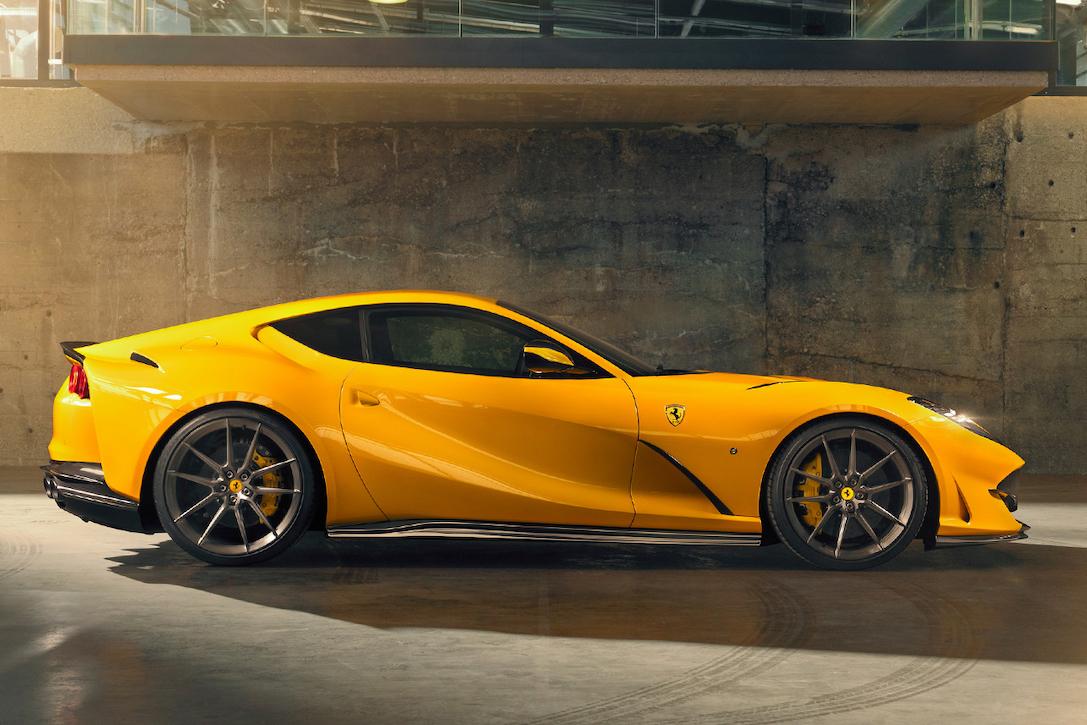 Ferrari Superfast By Novitec