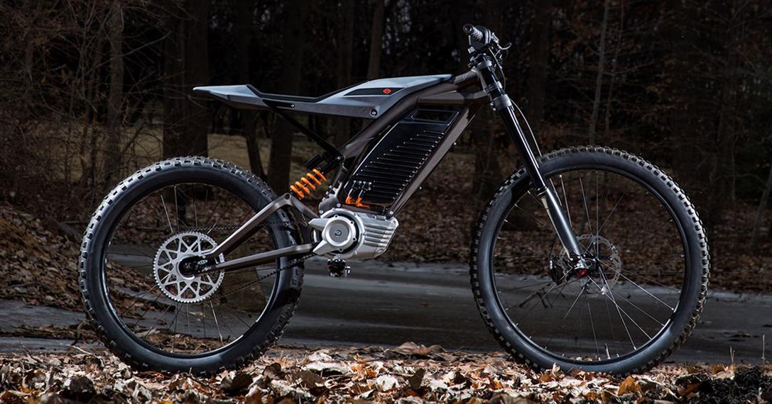 Harley Davidson Electric Concept Bikes Hiconsumption
