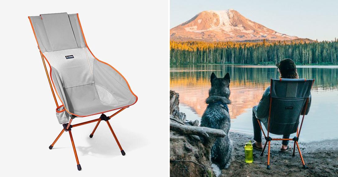 Helinox Savanna Camp Chair Hiconsumption