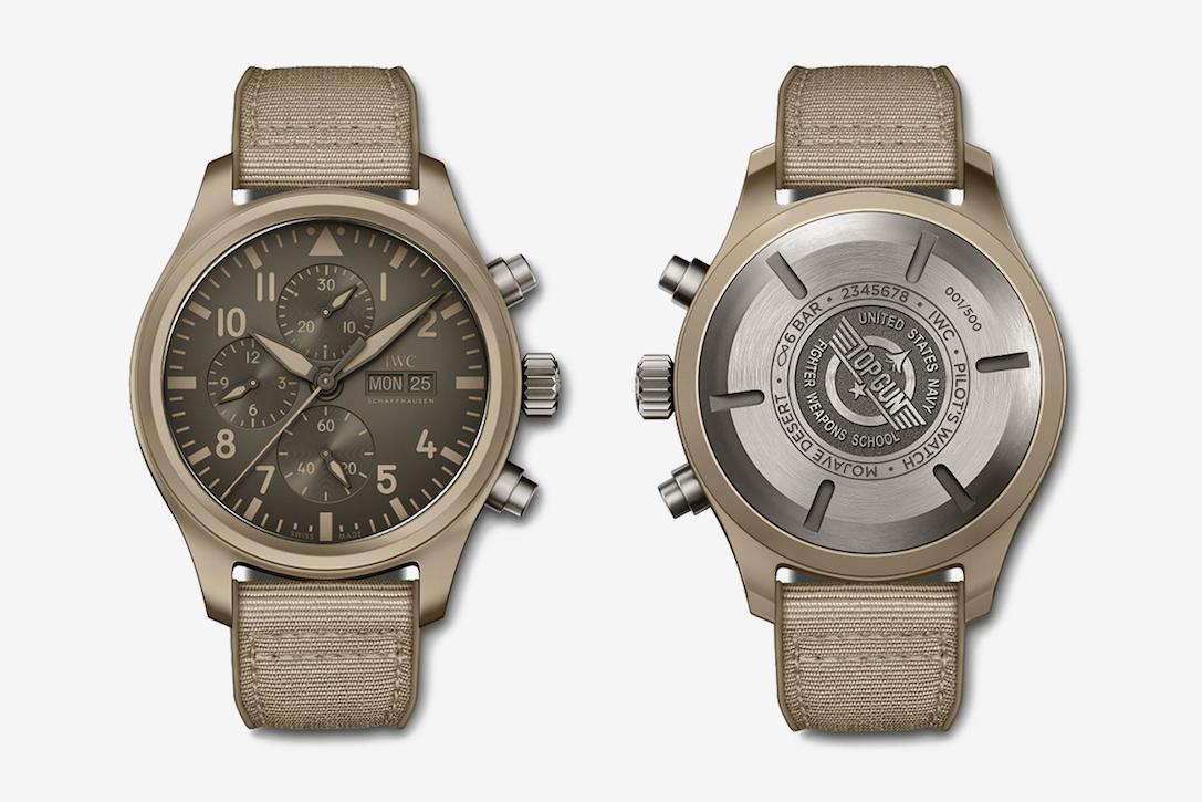 IWC Pilot's Chronograph Top Gun Edition 'Mojave Desert' Watch