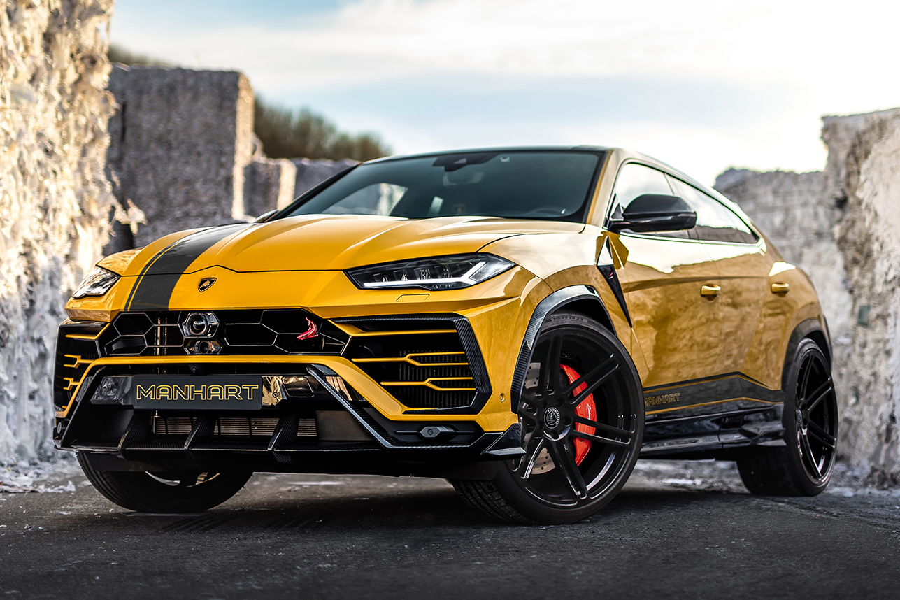 Lamborghini Urus By Manhart Performance