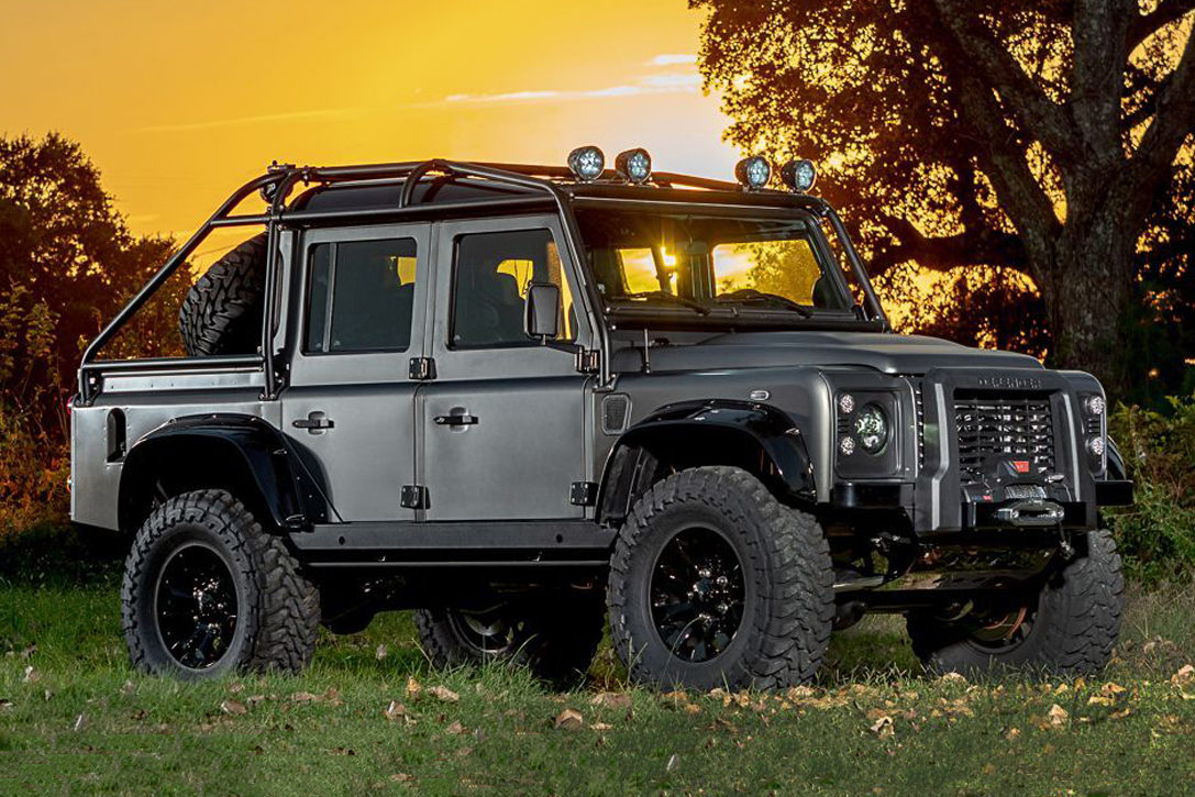 Land Rover Defender 110 'Spectre' By Himalaya | HiConsumption